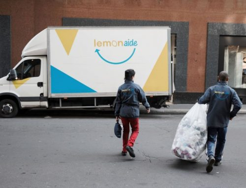 B4IG Incubator: Finding a way back to a stable job with LemonAide's inclusive recycling