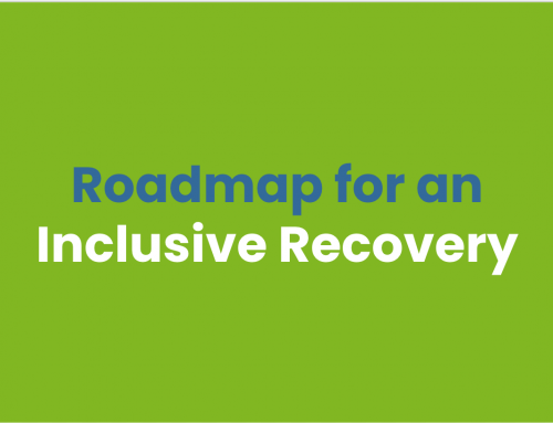 Building an Inclusive Recovery : the B4IG coalition's roadmap